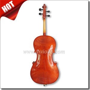 Hand Carved Solidwood Student Cello (CG103) pictures & photos