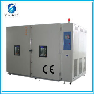 Temperature Humidity Environmental Walk-in Room Test Chamber for Drug Test pictures & photos