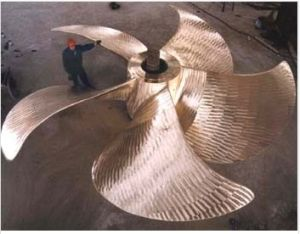 Five Blade of Fixed Pitch Propeller