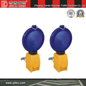 Emergency LED Warning Barricade Flasher Lights (CC-G03) pictures & photos