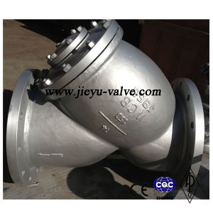 150lb 14inch Y Type Strainer Wcb Material pictures & photos