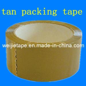Tan Color BOPP Tape-001 pictures & photos