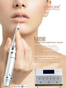 Medical Grade Digital Rotary Permanent Makeup Machine pictures & photos