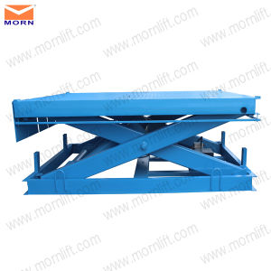 Scissor Lift Table 1 Ton pictures & photos