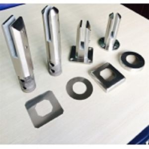 Stainless Steel Casting Staircase Glass Spigot (Handrail Fitting) pictures & photos