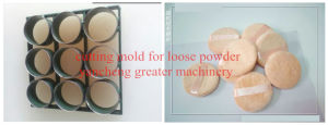 Hydraulic Loose Powder Cutting Machine pictures & photos