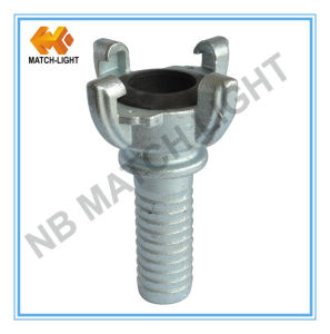 U. S. Type Carbon Steel- Zn Plated Air Hose Universal Coupling--Four Lug Hose End pictures & photos