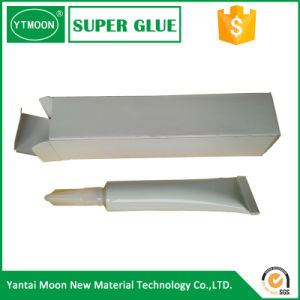Wholesale Strong UV Adhesive Glue for Rubber-Metal/ Glass to Metal/Metal and Wood, Heat-Resistant Silicone Glue in HDPE Bottle pictures & photos