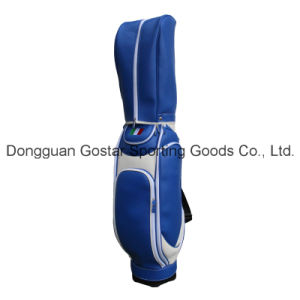 New PU Deluxe Golf Bag (GL-9195) pictures & photos