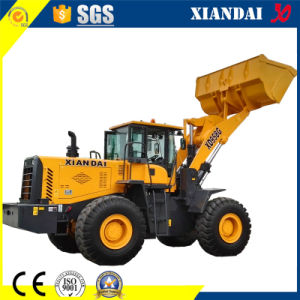 Xd958g 5 Ton Rated Load Zl50 Wheel Loader Construction Machinery pictures & photos