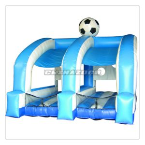 New Inflatable Football Games Inflatable Frame for Football Shooting pictures & photos