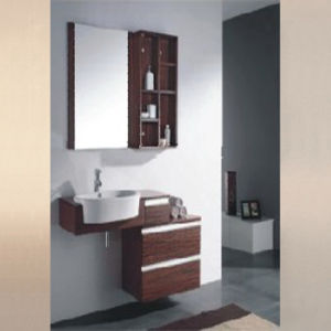 Melamine Surface Bathroom Furniture with Good Quality (SW-ML1207) pictures & photos