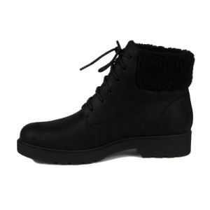 2017 Comfortable Round Toe Customize Boots Women Shoes pictures & photos