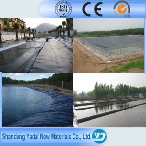 Smooth Surface HDPE Geomembrane for Landfill Membrane Waterproof pictures & photos