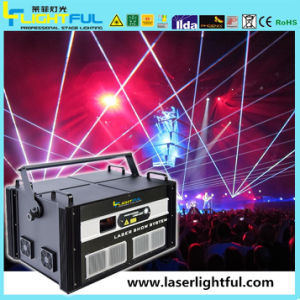 RGB 12W Profeesional Concert Living Stage Laser
