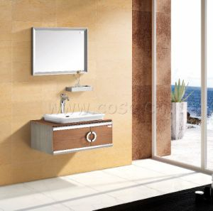 Stainless Steel Bathroom Cabinet (BV2013-063) pictures & photos