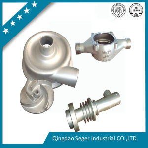 OEM Casting Stainless Steel Investment Casting Hydraulic Water Pump Impeller pictures & photos