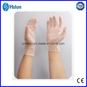 Disposable Vinyl Gloves Gl8001 pictures & photos