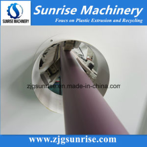 Sunrise Machinery Good Performance Plastic PVC Water Pipe Extrusion Machine pictures & photos