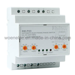 Automatic Phase Selector Switch pictures & photos