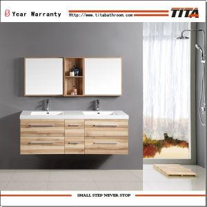 Bathroom Vanity Unit Lights china teak bathroom furniture / double sink bathroom vanity unit