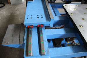 Hydraulic CNC Plate Drilling Machine pictures & photos