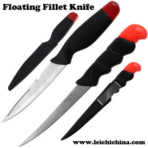 Wholesale Metal Fishing Floating Fillet Knife pictures & photos