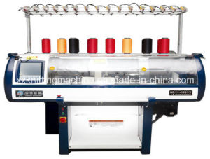 Fabric Knitting Machine for T-Shirt Collar pictures & photos