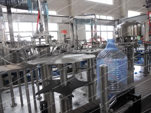Mineral Water Washing/Filling/Capping Machine 5L Bottle (CGF8-8-4) pictures & photos