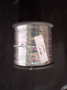 Laser Metallic Yarn pictures & photos