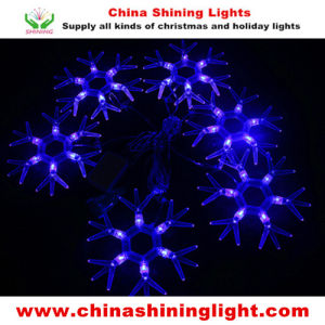 New Design Snowflake Holiday Decoration LED Christmas Lights