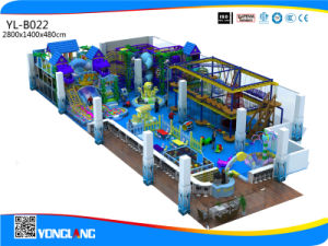 New Design of Indoor Playground pictures & photos