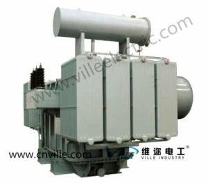 6.3mva S9 Series 35kv Power Transformer with on Load Tap Changer pictures & photos