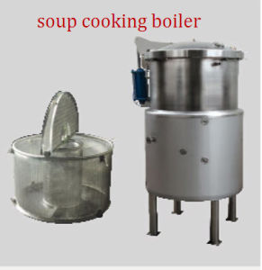 Jacket Kettles Stainless Kettle Steam Kettle Jacketed Kettle Cooking pictures & photos
