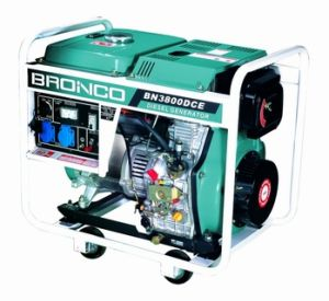 2kw 3kw 5kw Air Cooled Diesel Generator pictures & photos