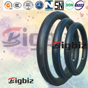 Ethiopia Market Top Quality Motorcycle Inner Tube (4.10-18) pictures & photos