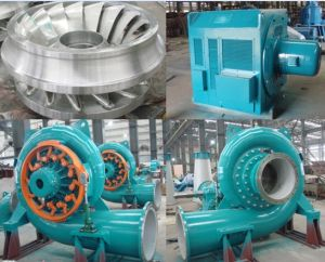 Turbine in High Quality/ Ftancis Turbine/ Synchronizing Generator pictures & photos