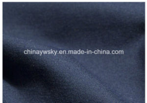 93% Polyester, 7% Spandex Ponte-De-Roma Fabric for Garment pictures & photos
