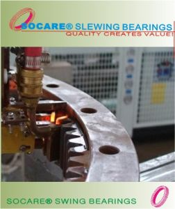 50mn Alloy Steel Slewing Ring Bearing
