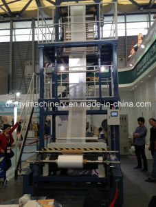 ABA Two Screw Three Layer Film Blowing Machine pictures & photos