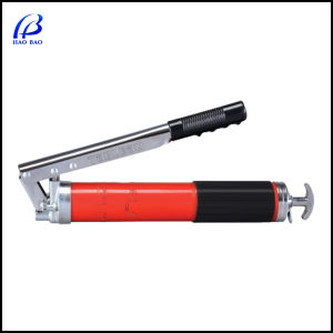 (HX-1007) Chrome Plated Portable Manual Grease Gun with CE pictures & photos