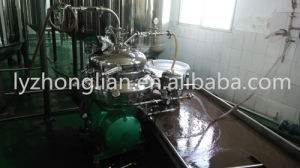 Dhc400 High Quality Automatic Discharge Disc Stack Centrifugal Separator Machine pictures & photos