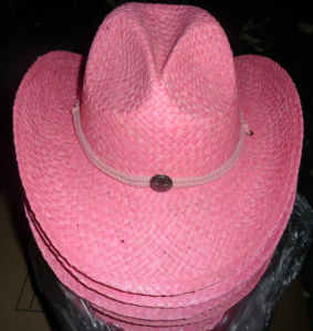 pink cowboy hat pictures & photos