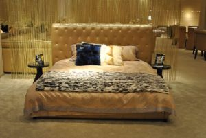 New Design Leather Bed pictures & photos