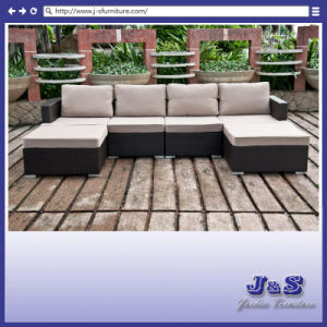 vintage garden patio wicker rattan sofa furniture set outdoor