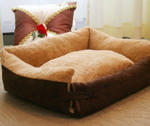 Pet Dog Cat Puppy Soft Warm Bed (bd5007) pictures & photos
