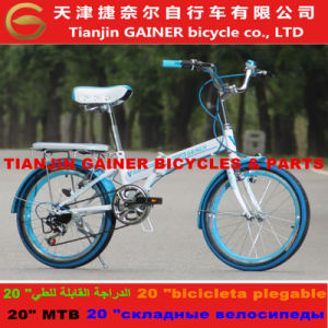 """Tianjin Gainer 20"""" Folding Bicycle with Fashionable Design pictures & photos"""