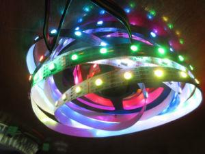 Digital DC5V DMX RGB LED Strip Apa102