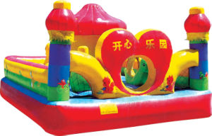 2013 Fun and Fashion Kids Inflatable Bounce pictures & photos