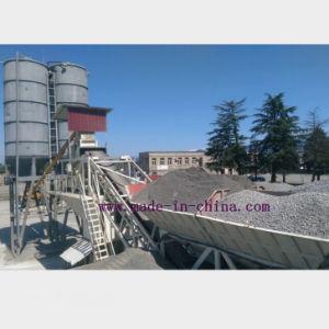 75m3/H Automatic Mobile Concrete Batching Plant pictures & photos
